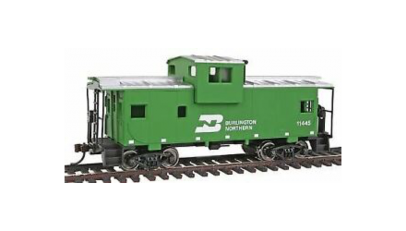 Walthers, Cab Wide-Vision BN, HO Scale