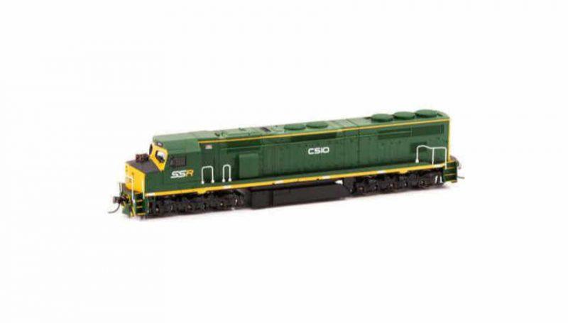 Auspower locomotives C Class SSR C510