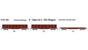 FTO 102 E & S wagon