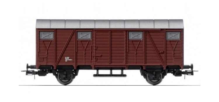 Hornby, HL6106, Lima Junior Closed Wagon - FS, HO Scale