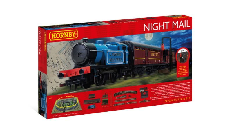 Hornby Night Mail set