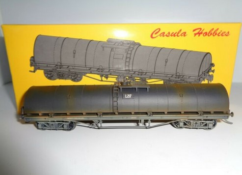 Casula Hobbies L217 water tank