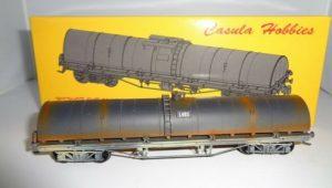 Casula Hobbies L485 water tank
