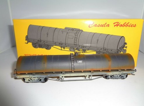 Casula Hobbies L485 water tank