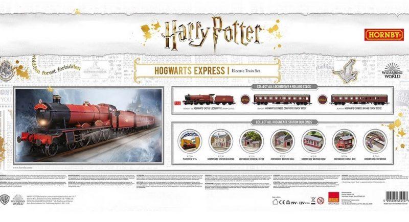 hogwarts back
