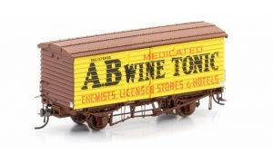 auscision A.B wine tonic