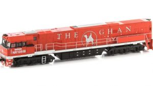 The ghan NR109