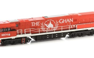 The ghan NR74