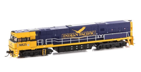 indian pacific nr25