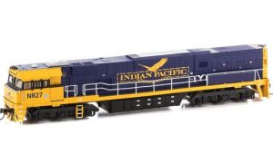 indian pacific nr27